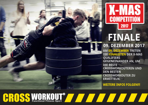 Crossworkout X-MAS Competition Finale